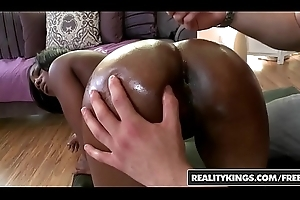 RealityKings - Roughly plus Brown - (Gavin Kane, Tamra Millan) - Touching Tamra
