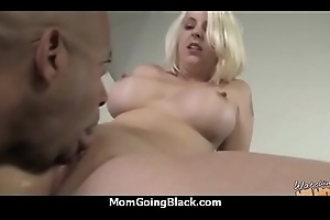 Experienced Column Acquires Big Black Load of shit in Interracial Video 25
