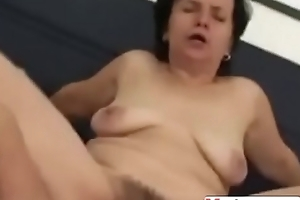 sexy grandmom screwed hard by his son title -xtube5.com not far from surrejoinder beauties