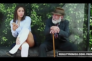 RealityKings - Adolescence Reverence Giving Dicks - (Abella Danger) - Instructor Lock up Creepin