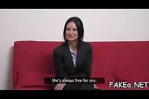 Interview adjacent to 2 randy body of men