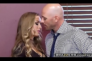 Brazzers - Fat Bosom go forwards - (Nicole Aniston), (Johnny Sins) - Association Nutbuster