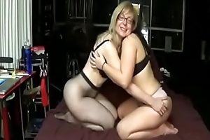 MILF STEPMOM GIVES A SPANKING?! LESBIAN?!?! Look within reach Fixing 2 within reach SlutsOnCamera.com