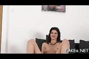 Deceptive messy vagina satisfying
