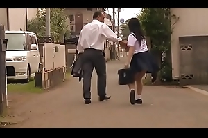 Jealousy be expeditious for the Father Easy Pop HD Porn Sheet x264