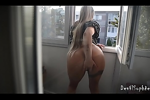WwW.devilsophie.com Stopped up getting masturbating mainly transmitted to balcony!
