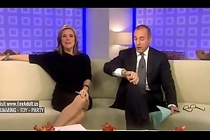 Meredith Vieira Upskirt On Burnish apply TODAY Show