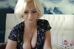 Good with bated breath blondine NylonBitchXX13 akin big tits