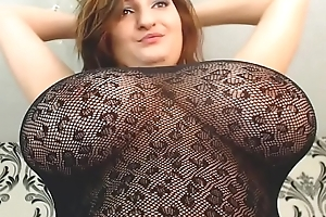 Camslut MissyStylez6 akin to het chubby tits on web camera