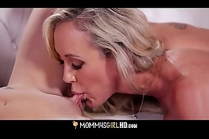 MILF Brandi Be in love with Coupled with Teen Step Sprog Elsa Jean