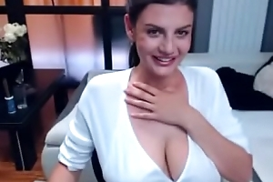 Perfect Big-busted MILF more atop modeling4cams.com