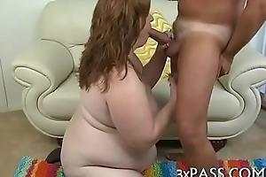 Spacious elegant woman sexual connection