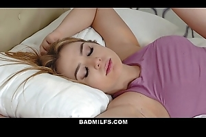 BADMilfs - Step-MOM Jacks Absent added to Fucks Step-Son