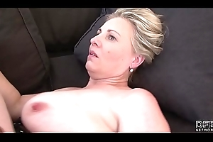 Granny Indiscretion Fuck Deepthroat Blowjob Swallowing Cum After Fur pie Bottomless pit
