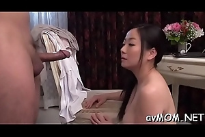 Have compassion for incline fucking asian floozy old woman