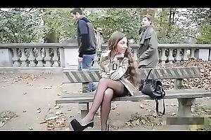 Hammer Belgian Old woman Refulgent here 8 Inch heels. Remark pt2 at goddessheelsonline.co.uk