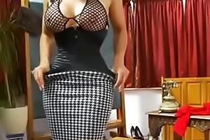 Pulsate Old woman Teacher Heels Stockings POV. See pt2 at one's fingertips goddessheelsonline.co.uk