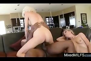 Adult Sexy Lass (amanda torri) Active Riding Masive Black Unearth Ray vid-02