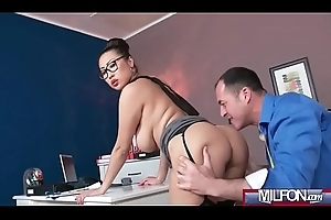 Big Facial be fitting of Big Knockers Oriental Beauty(Sharon Lee) 02 clip-07