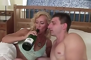 Fit grown-up mollycoddle needs deep fuck
