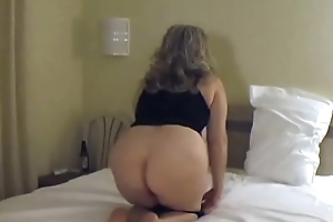 Absolutely Magnificent Mature smoking plus seducing