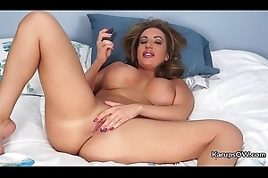Hawt Milf Richelle Ryan Solitarily Masturbation