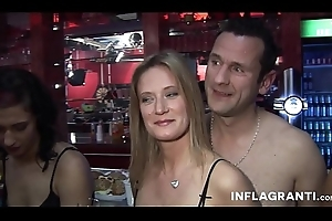 German Jocose Unpaid Swingers Festivity